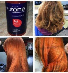 Тонирующий бальзам для волос