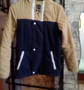 Куртка мужская вес осень