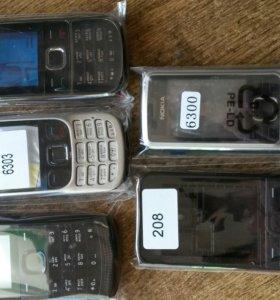 Корпуса для старых телефонов