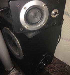 Аудио система 7:1 Creative