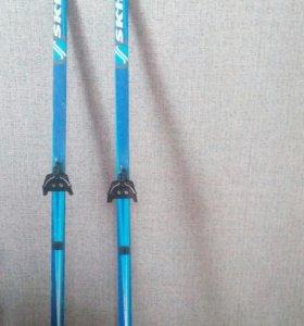Лыжи SKILOM