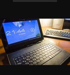 Кожаный чехол клавиатура