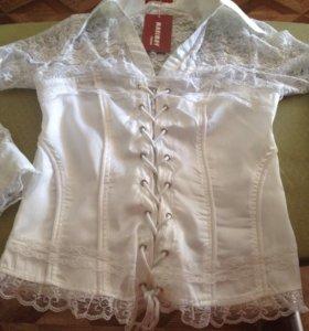 Блузка красивая новая