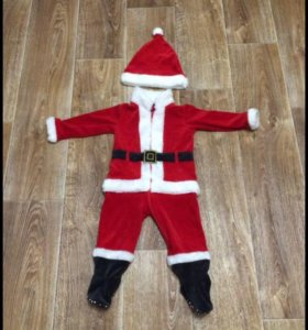 Продам костюм Санта-Клауса