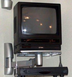 Полка под ТВ