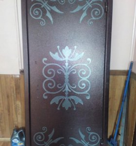 Двери, калитки, ворота.