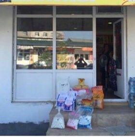 Продаётся магазин с подвалом