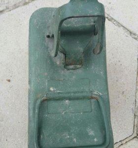 металлическая канистра для бензина 5 л