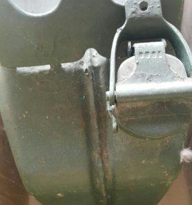 металлическая канистра для бензина 20 л