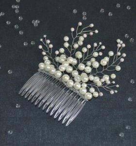 гребни и короны для волос