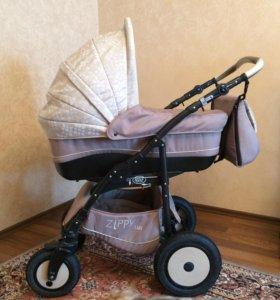"""Детская коляска """" Zippy Lux """" 3 в 1"""