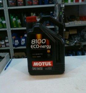 Масло моторное MOTUL 8100 5W30 5L
