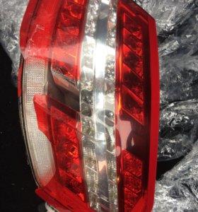Задний правый фонарь мерседес Е-212 (09-13)