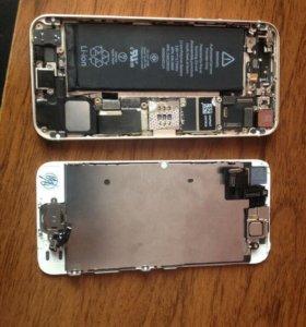 IPhone 5s б/у на запчасти