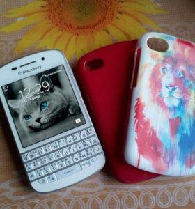 Ежевичка(BlackBerry Q10)