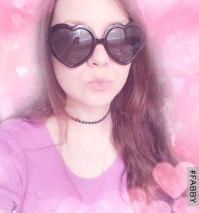 Новые очки-сердечки