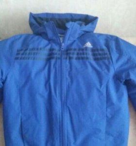 Куртка Евро зима до -10 и до +5 не жарк(11-12 лет)