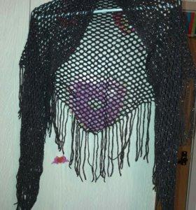 Платок-шарф демисезонный