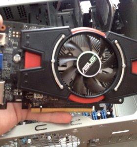 Видеокарта Asus GeForce GTX 650 1ГБ