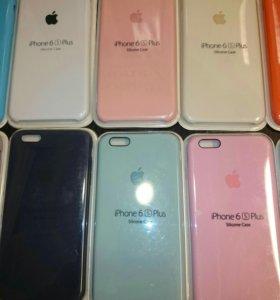Silicon Case iPhone 6Plus