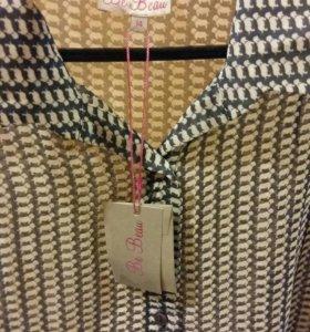 Новая рубашка-туника женская