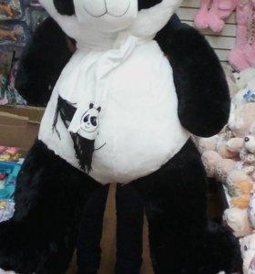 Мишка большой мягкий Панда