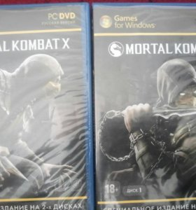 Продам Mortal kombat x