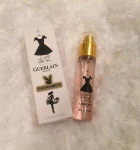 """Мини парфюм Guerlain """"la petit robe noire"""" 45 мл."""