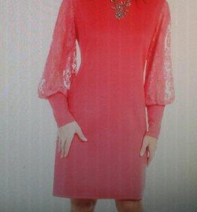 Платье новое на 52-54