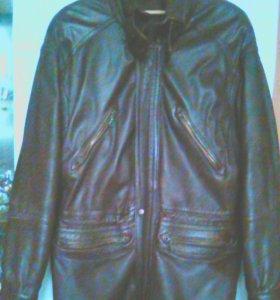Куртка кожаная (мужская)