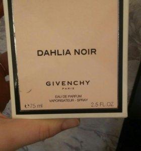 Dahlia noir Givenchy парфюмерная вода