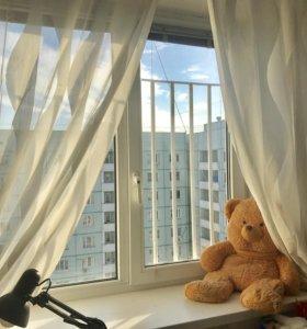 Защитные оконные барьеры от выпадения детей.