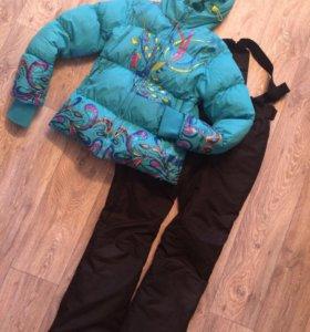 Лыжный костюм SALAMON