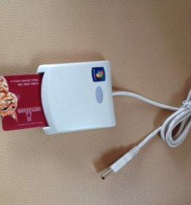 Card-ридер для чип-карты.