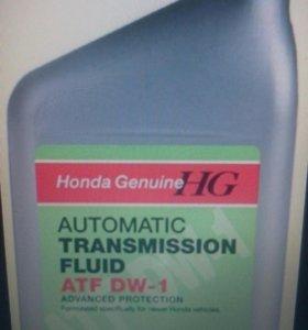 Масло Honda ATF-DW-1 08200-9008