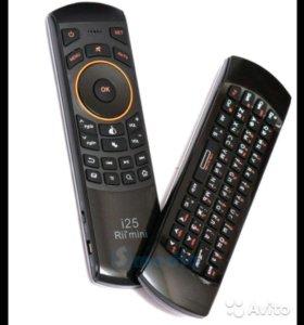 Rii i25 air mouse + клавиатура + обучаемый пульт