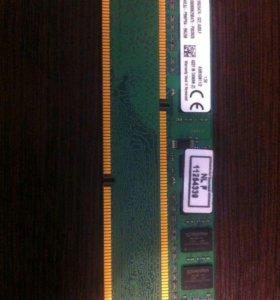Оперативная память Kingston DDR3 2G
