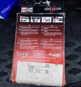 Провода силик.новые ВАЗ 2101-07