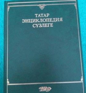 Татар энциклопедиясе 3 тома и татар энц. сузлеге
