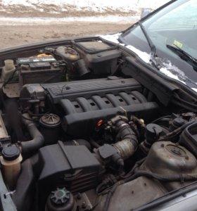 BMW 520 плита 2.0