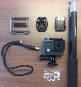 камера Go pro Hero, полный комплект