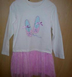 Платье The Children's Place, 4T