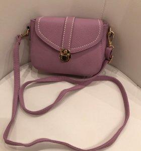 Новая сумочка через плечо!