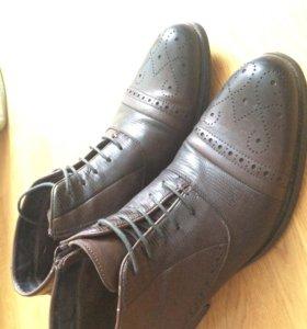 Мужские,весенние туфли