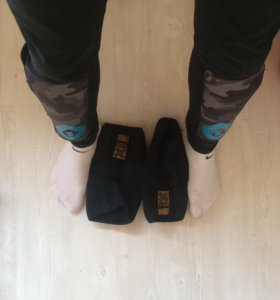 Защита голень и колено BMX скейтборд MTB