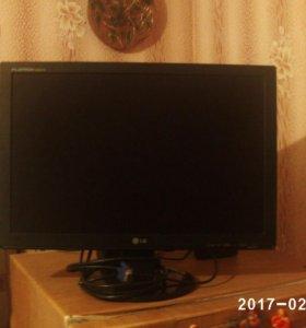 Монитор LG куплен за одинадцаь тысяч рубле