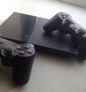 PlayStation 2 чипованая