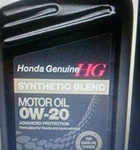 Масло Honda Synthetic Blend 0W20 08798-9036