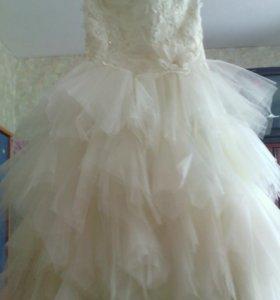 Платье и балеро