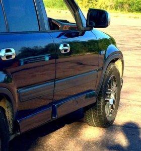 Обвесы Honda CR-V rd 1